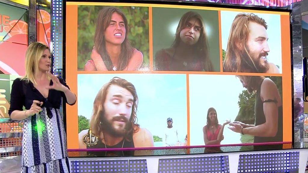 Cristina Soria nos descubre qué hay, en realidad, entre Sofía y Logan