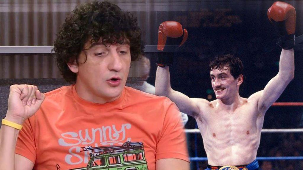 Historias de Boxeo (VII): Barry McGuigan, el 'boxer' que consiguió unificar a la Irlanda más dividida