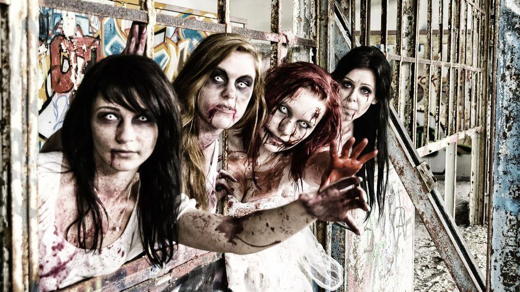 Una invasión de zombis provoca cortes de luz en Florida