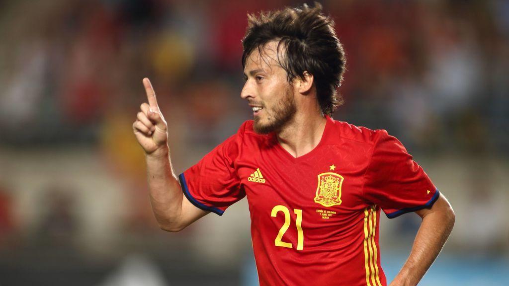 David Silva 'ficha' por el Navalcarnero de Segunda B para preparar el Mundial con España