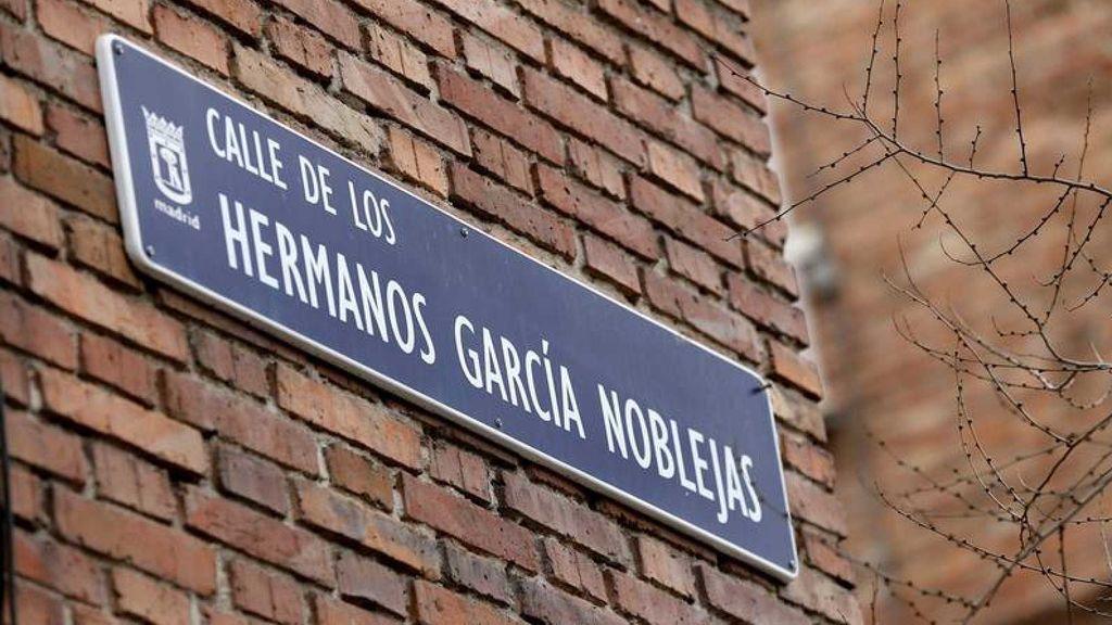 """Un juzgado anula el cambio de nombre de la calle García Noblejas por """"no ajustarse a Derecho"""""""