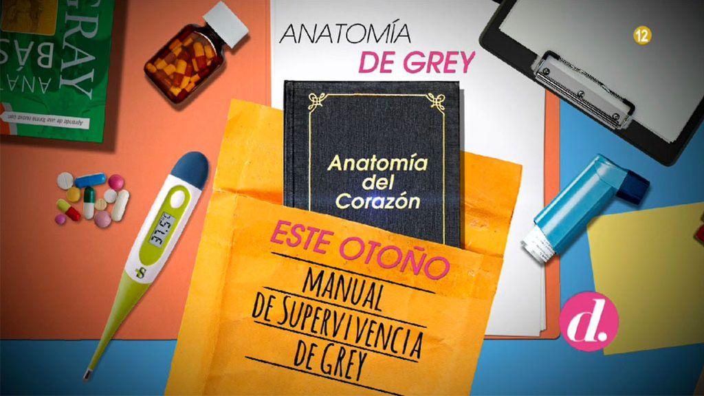 El final de temporada de 'Anatomía de Grey', este otoño en Divinity