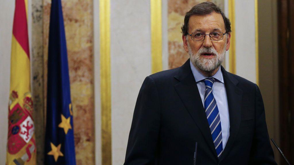 Rajoy intentará agotar la legislatura tras aprobarse sus segundos Presupuestos