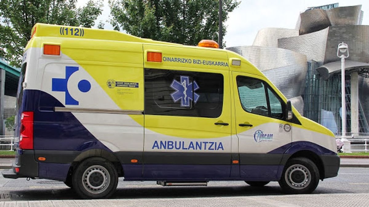Rescatan en Bilbao a un menor que había quedado con un brazo atrapado en una puerta del metro