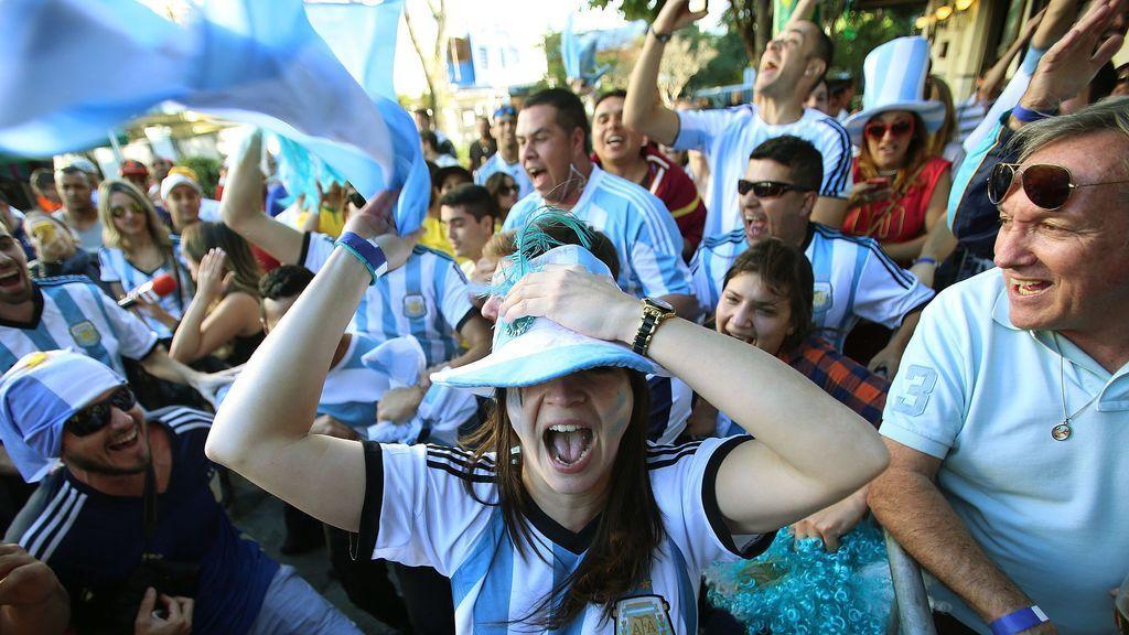 Argentina recomienda a sus aficionados vacunarse de sarampión para ir al Mundial de Rusia