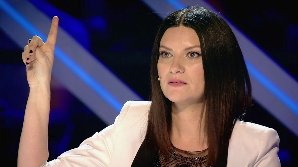 Laura Pausini y Xavi Martínez formarán el viernes sus equipos en la nueva entrega de 'Las Sillas' de Factor X
