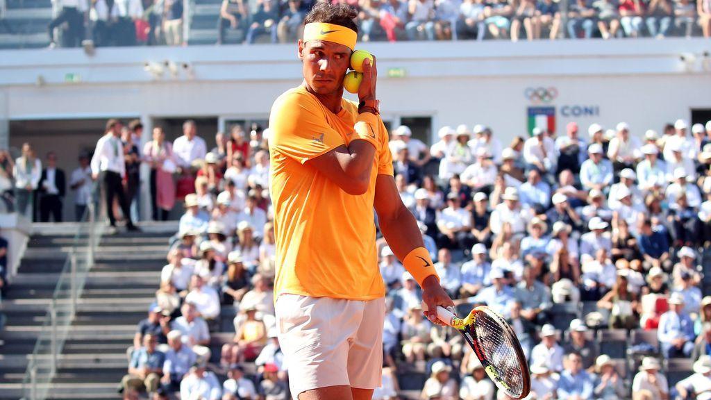 Destino París: así llega Rafa Nadal a Roland Garros