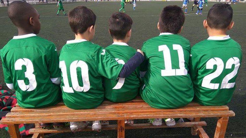 Un equipo prebenjamín, expulsado de la liga porque varios niños estaban resfriados, logra que se revise la norma
