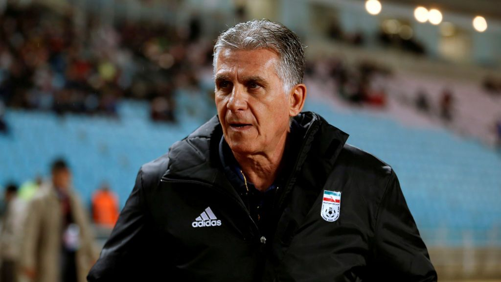 Queiroz dejará de ser el seleccionador de Irán después del Mundial