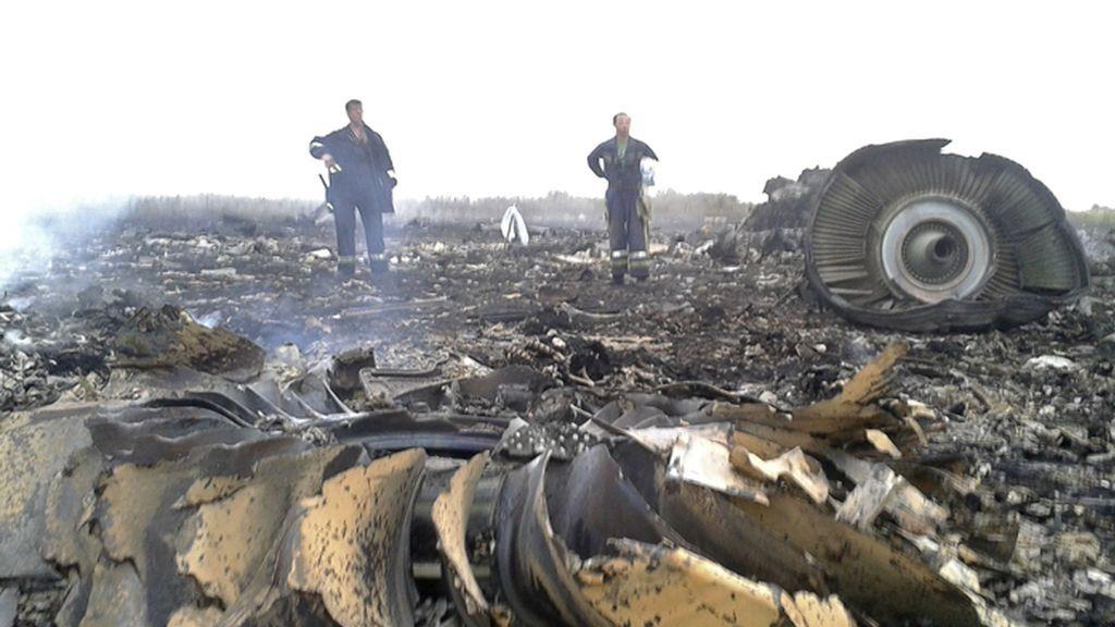Rusia lanzó el misil que derribó al MH17 Malaysia Airlines en Ucrania