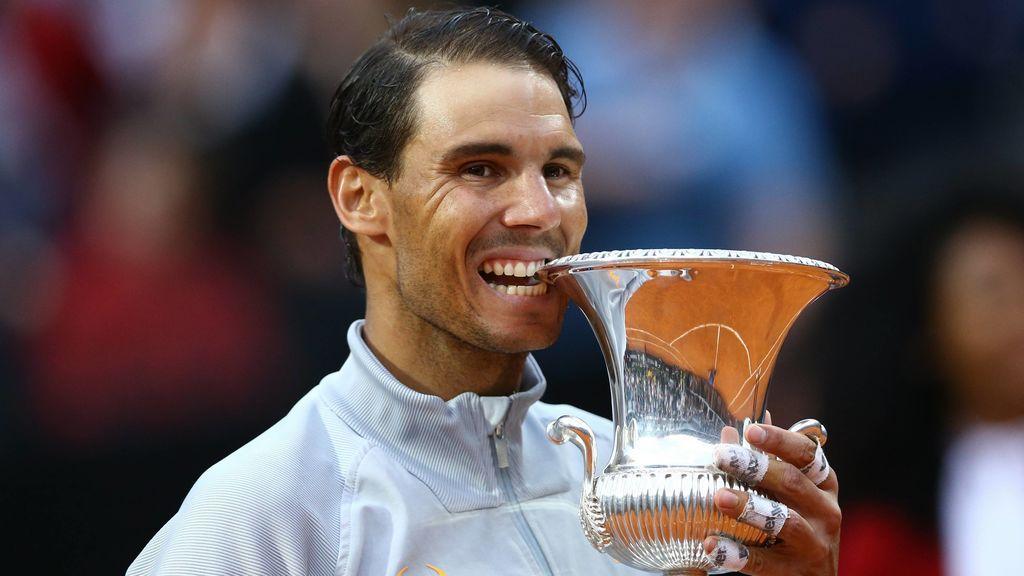 """Nadal sobre Federer: """"No puedo llamar a Federar amigo, es un buen compañero"""""""