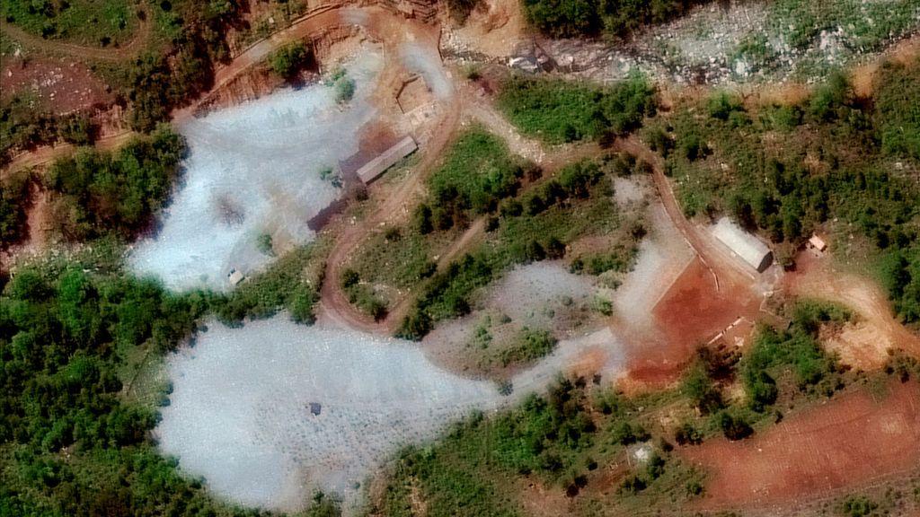 Corea del Norte asegura que ha destruido sus instalaciones para pruebas nucleares