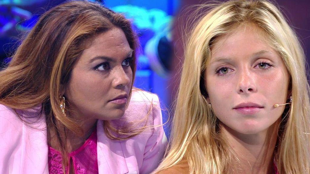 """Saray se reencuentra con Romina en plató: """"En mi país si no te arrepientes, no hay perdón ninguno"""""""