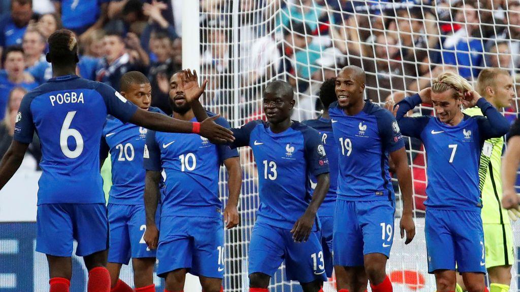 Francia hace oficial los dorsales para el Mundial de Rusia: Mbappé llevará el '10'