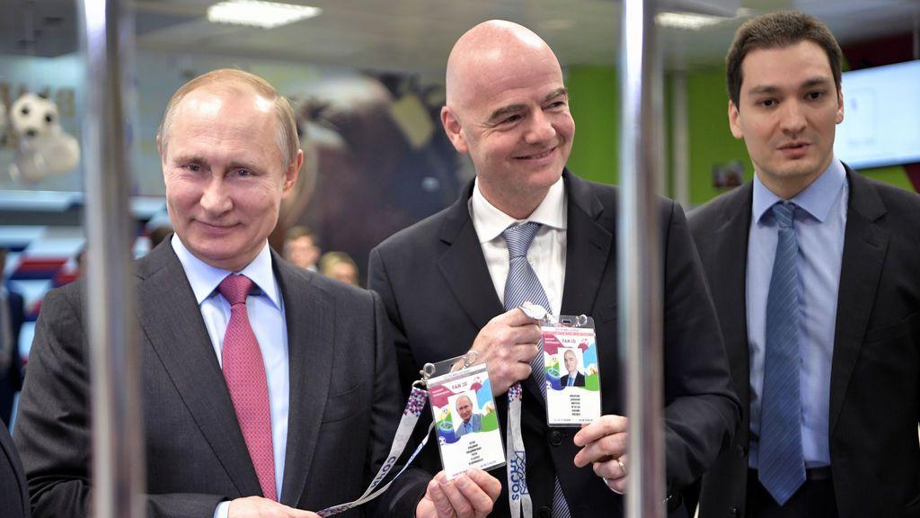 La FIFA no permitirá a los funcionarios rusos hacer controles antidopaje para evitar manipulaciones