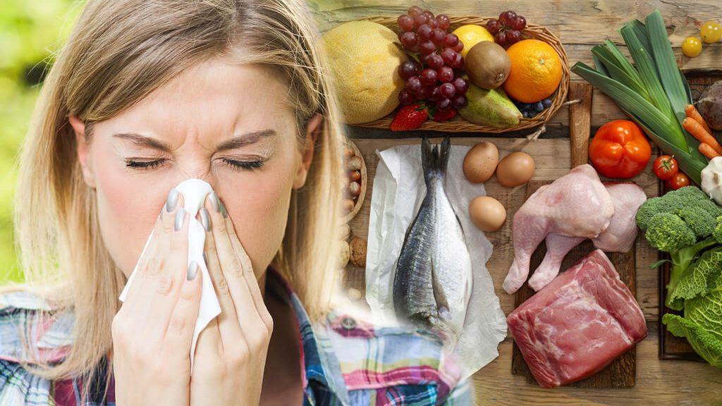 Alimentos contra la alergia: aprende a evitar el malestar gracias a la dieta