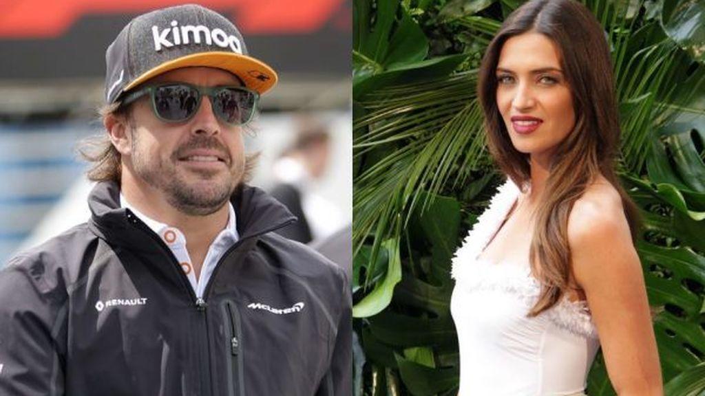 La foto viral de juventud de Fernando Alonso y Sara Carbonero juntos