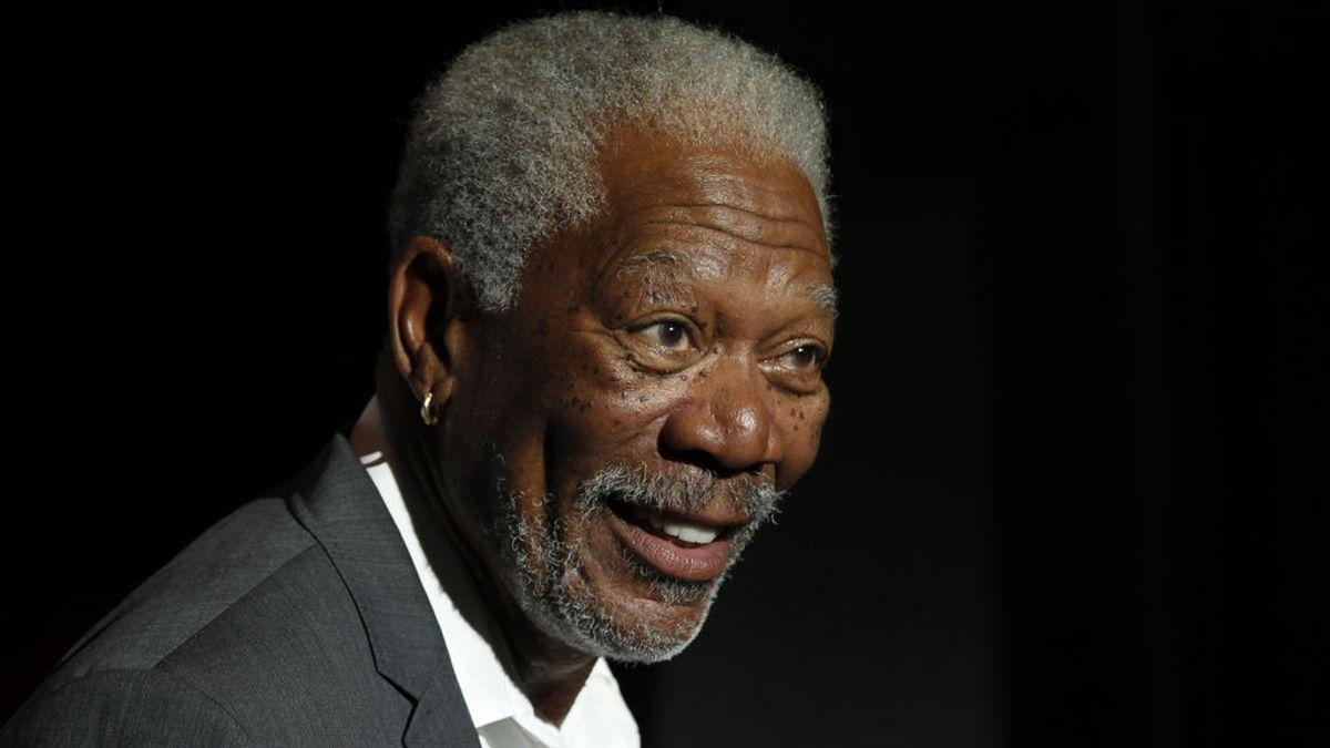 Morgan Freeman pide disculpas tras las acusaciones de acoso sexual