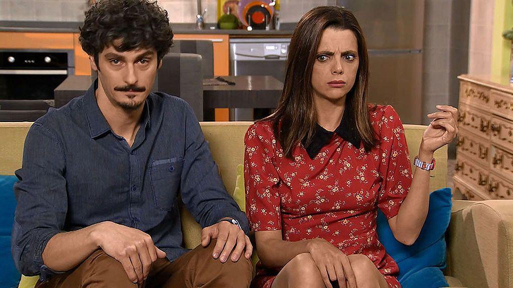 Top montepinariano: Lola y Javi, 11 años de amor en 'La que se avecina'