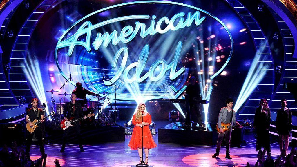 Imagen perteneciente al programa 'American Idol' de la cadena ABC.