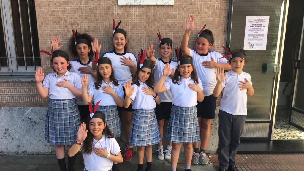 Colegio Sagrada Familia de El Entrego