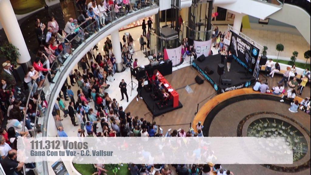 'Gana con tu voz' triunfa en Valladolid ¡Todos los detalles aquí!