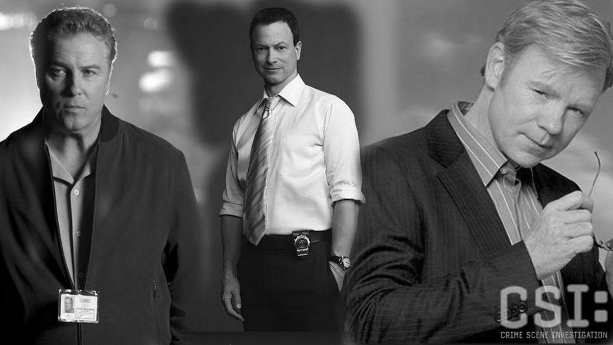 Horatio, Grissom o Taylor, ¿Qué jefe de 'CSI' eres?