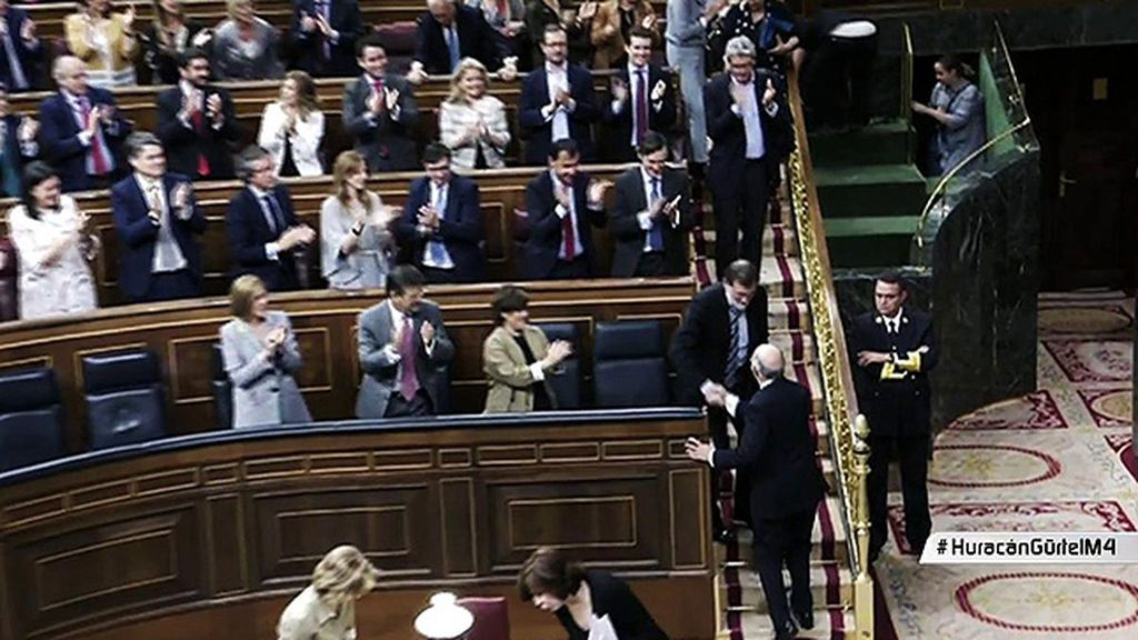 Rajoy quiere seguir en el Gobierno por la
