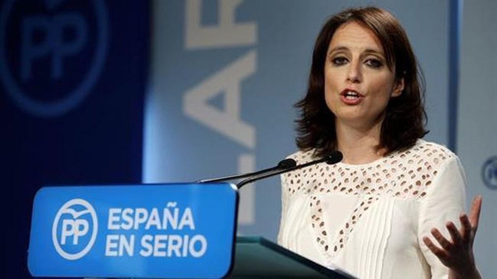 "Andrea Levy se desmarca de la postura de Génova y exige ""pedir disculpas"""