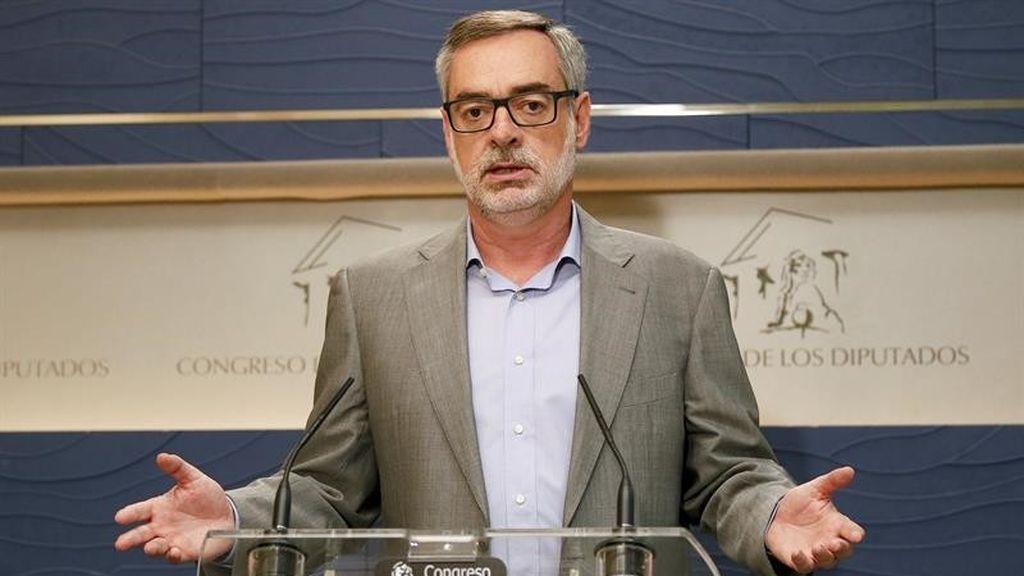 """Villegas cree que """"lo importante no es si Ciudadanos se retrata sino qué necesita España"""""""