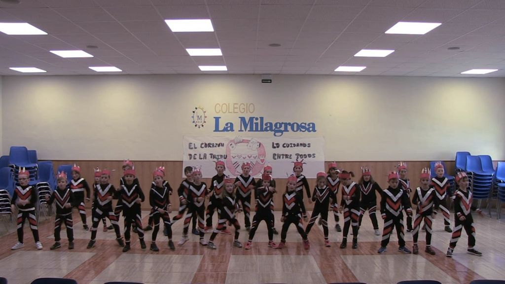 Colegio La Milagrosa Lodosa en Navarra
