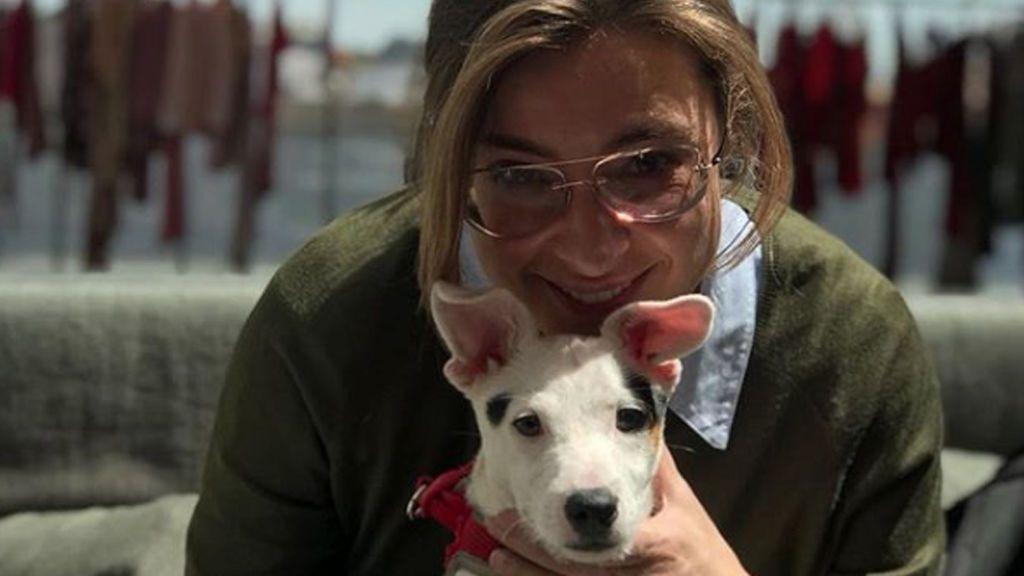 Sandra Barneda se queja públicamente de Correos al no poder entrar en una sucursal