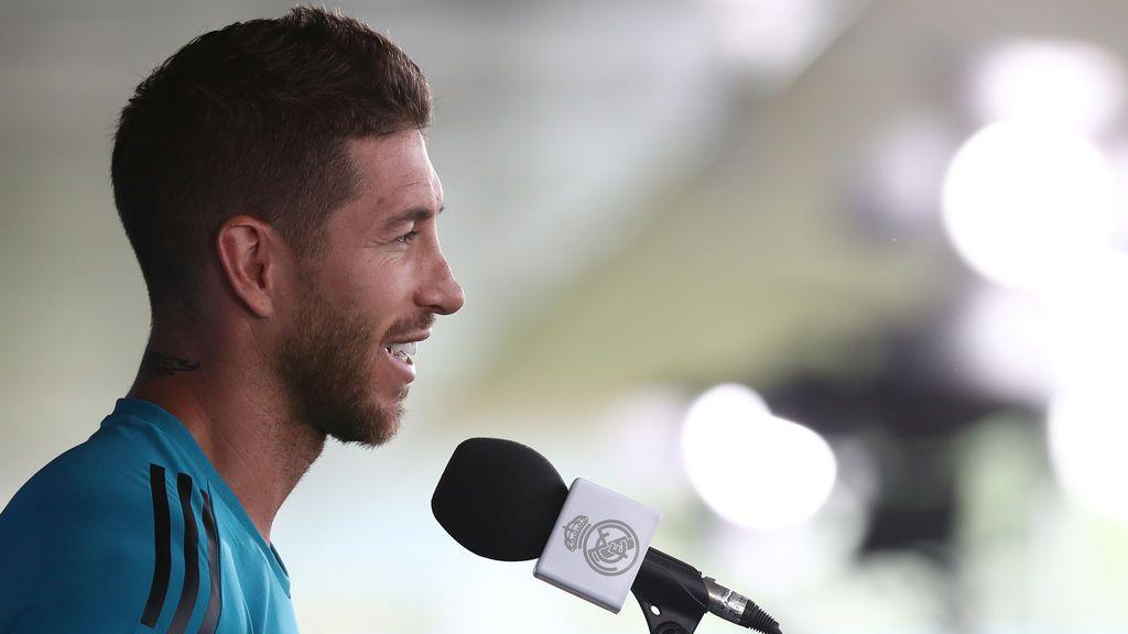 """Sergio Ramos: """"Estamos como miuras"""""""