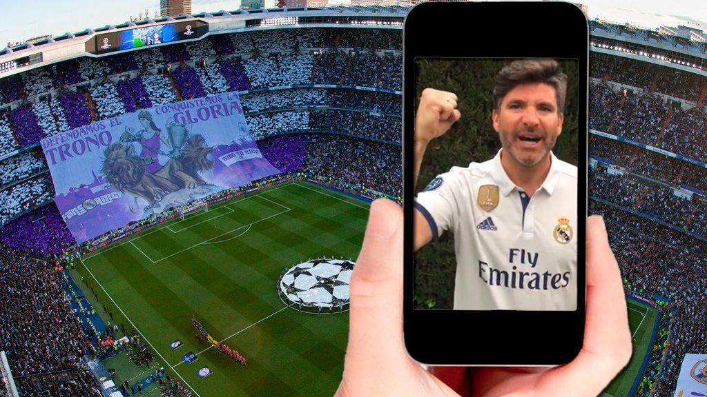 Toño Sanchís reaparece públicamente para mandar un contundente mensaje... ¡¡al Real Madrid!!