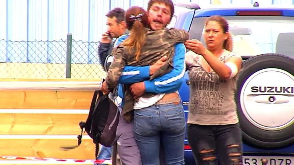 Tras la explosión de la pirotecnia en Tui, Pontevedra: así es el dolor tras perderlo todo