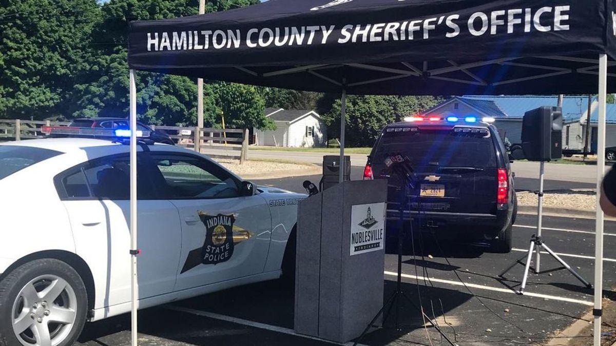 Detenido un sospechoso tras herir a dos personas en un tiroteo en Indiana