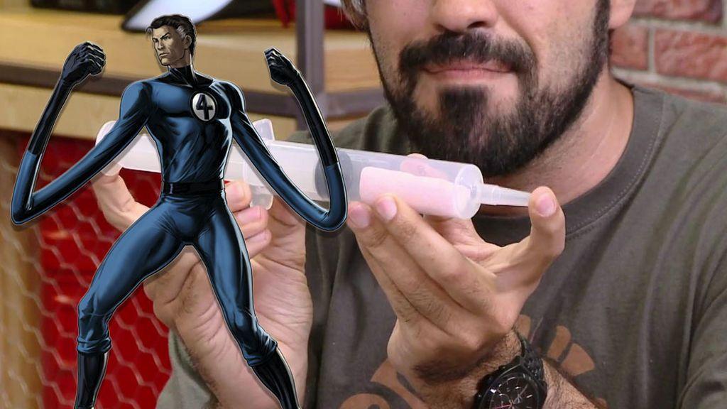 ¡Explicamos los poderes de Mr. Fantástico con una chuchería!