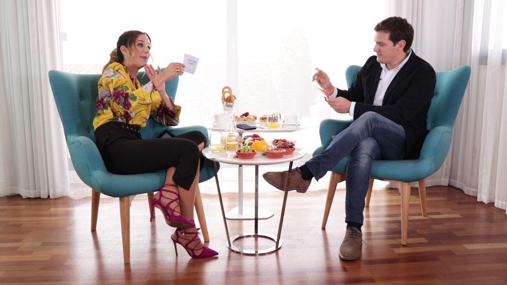 Albert Rivera hablará sobre la gestación subrogada en 'Un like para…', el nuevo formato de entrevistas de Mtmad presentado por Tamara Gorro