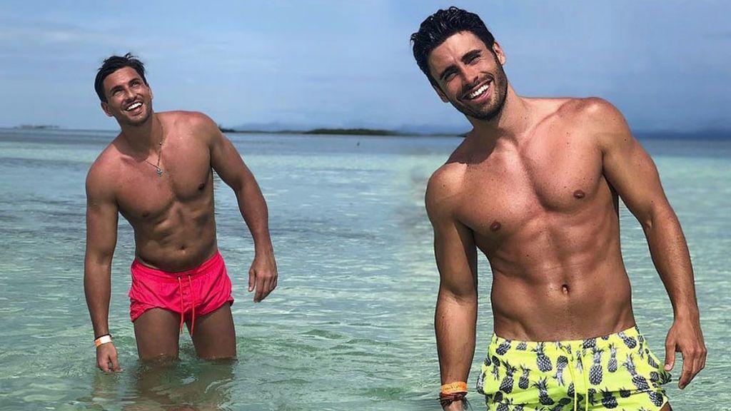 ¡Sin palabras! Las paradisiacas e idílicas vacaciones de Noel Bayarri y Víctor Enguídanos en Panamá