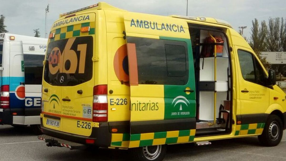 Tres heridos en una pelea con arma blanca en Mojácar (Almería)
