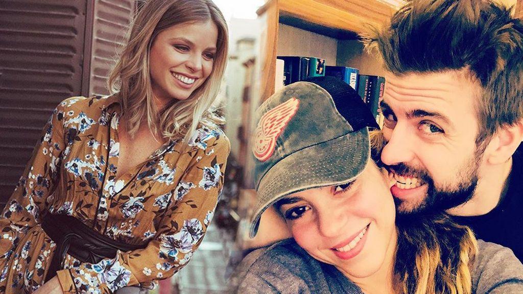 Núria Tomás, exnovia de Piqué, culpada de la posible ruptura del culé con Shakira tras una infidelidad