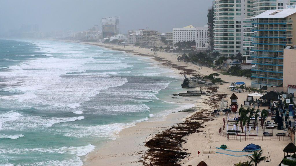 Florida en estado de emergencia: se aproxima 'Alberto', una tormenta tropical