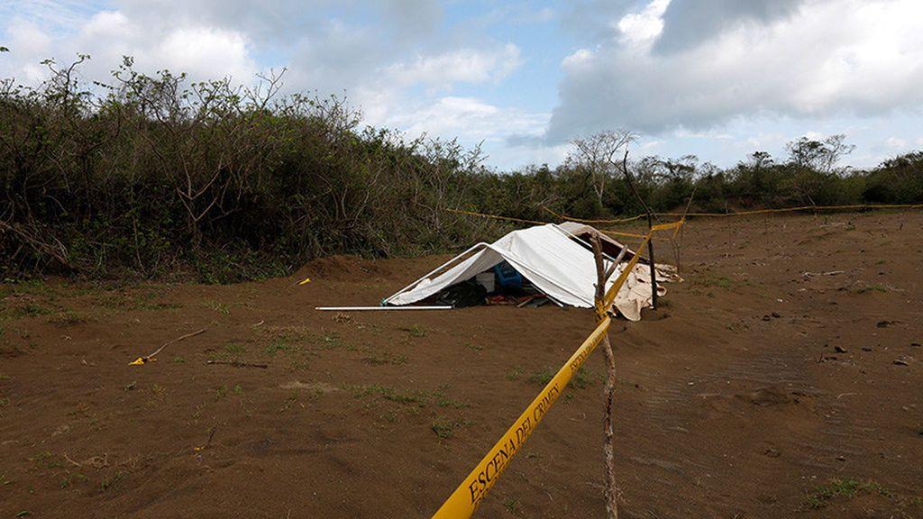 Encuentran en un barranco los cadáveres de cinco mujeres secuestradas en México