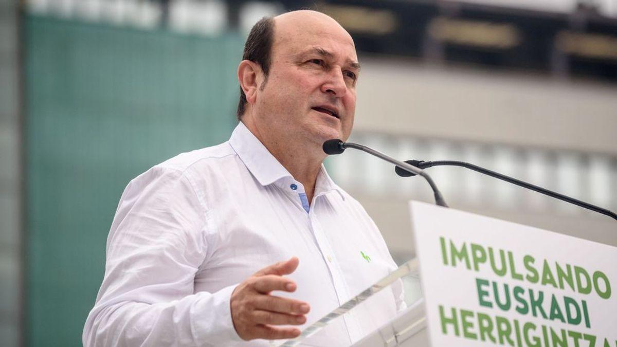 """Ortuzar cree que Pedro Sánchez se ha """"precipitado"""" con la moción de censura"""