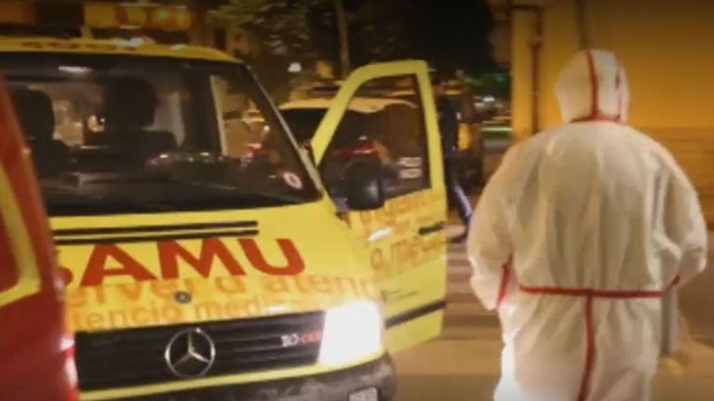 Falsa alarma: el bote hallado en Palma con la etiqueta 'Filoviriade Ebola Virus ARN' no está infectado