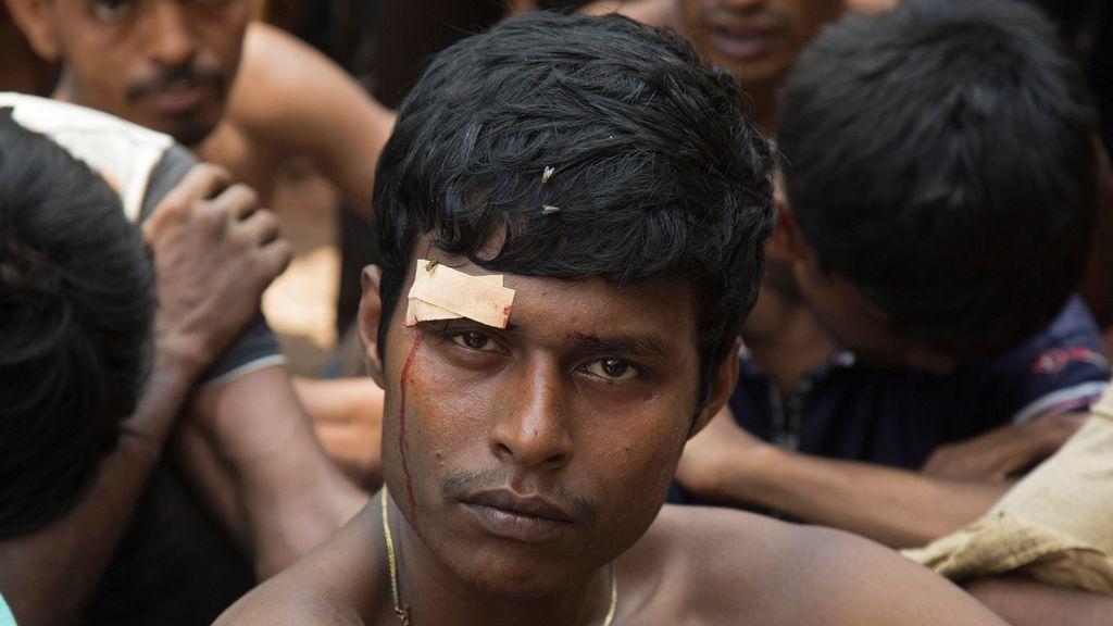 Operación antidrogas en Bangladesh