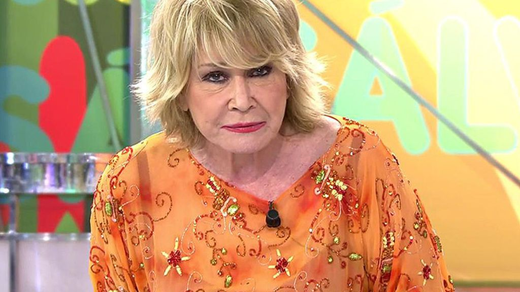 "Mila Ximénez: ""¡No he hecho tongo en mi vida! Dulce, estás demandada"""