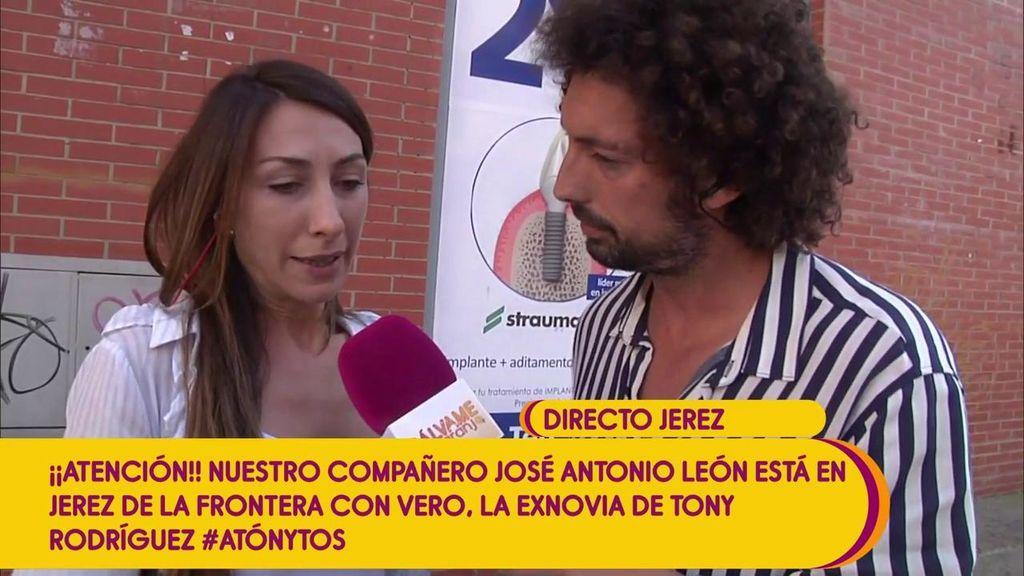 """José Antonio León, sobre Tony, el amigo especial de Chabelita: """"Llevaba una doble vida"""""""