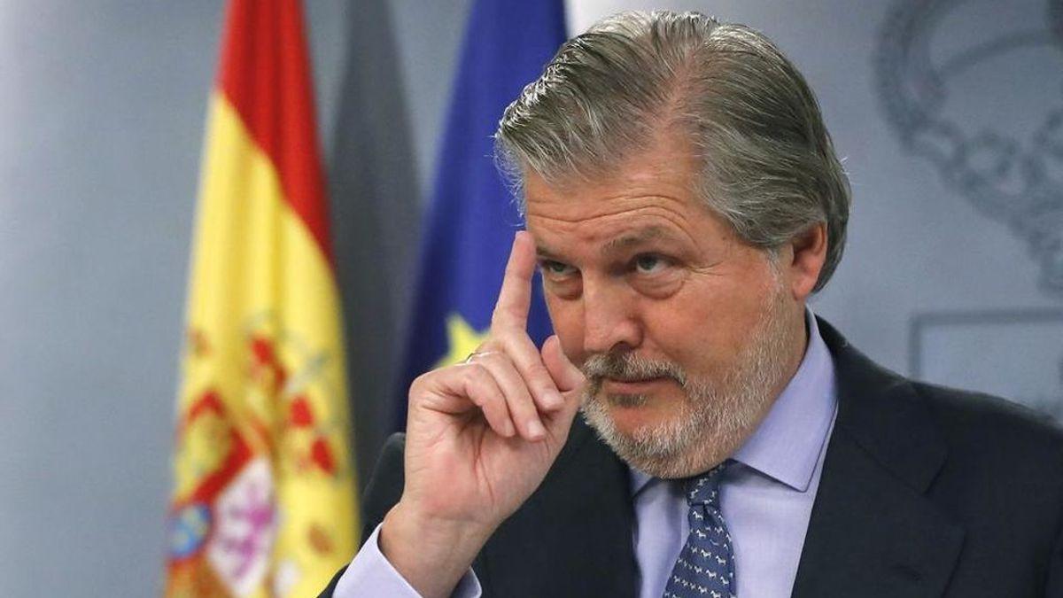 """Méndez de Vigo: """"Rajoy no dimite porque cree que lo que necesita España es estabilidad"""""""