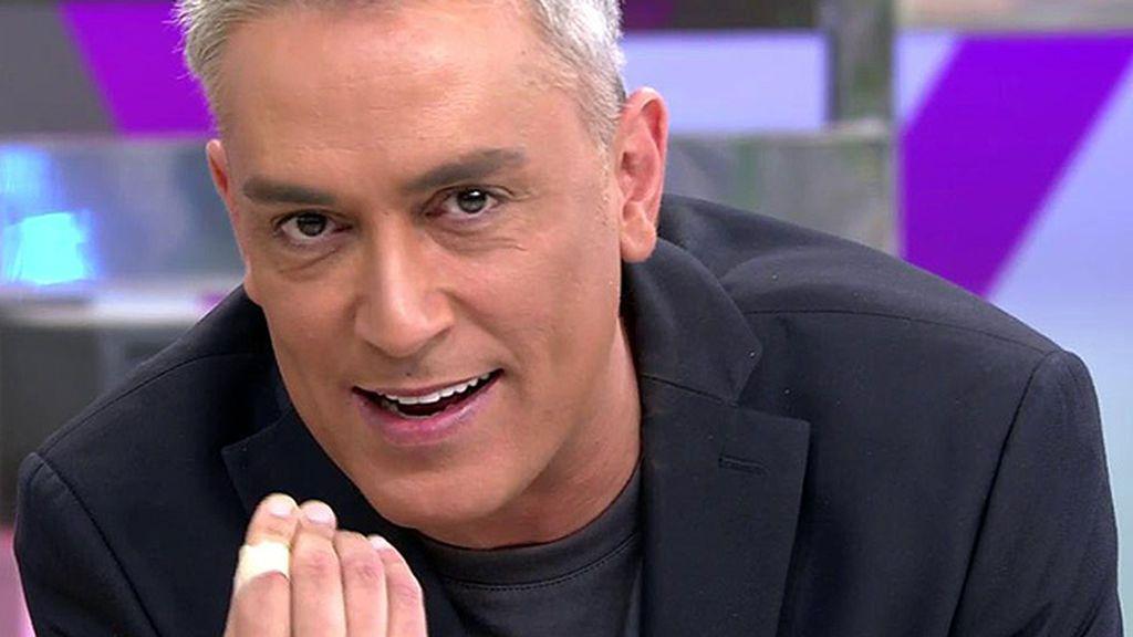 Kiko Hernández se siente utilizado por Chabelita